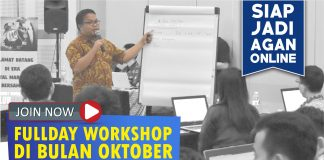 Fullday Workshop Internet Marketing Bulan Oktober di Solo 2017