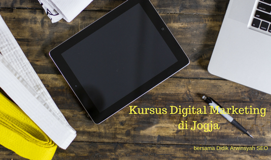 Kursus Digital Marketing di Jogja