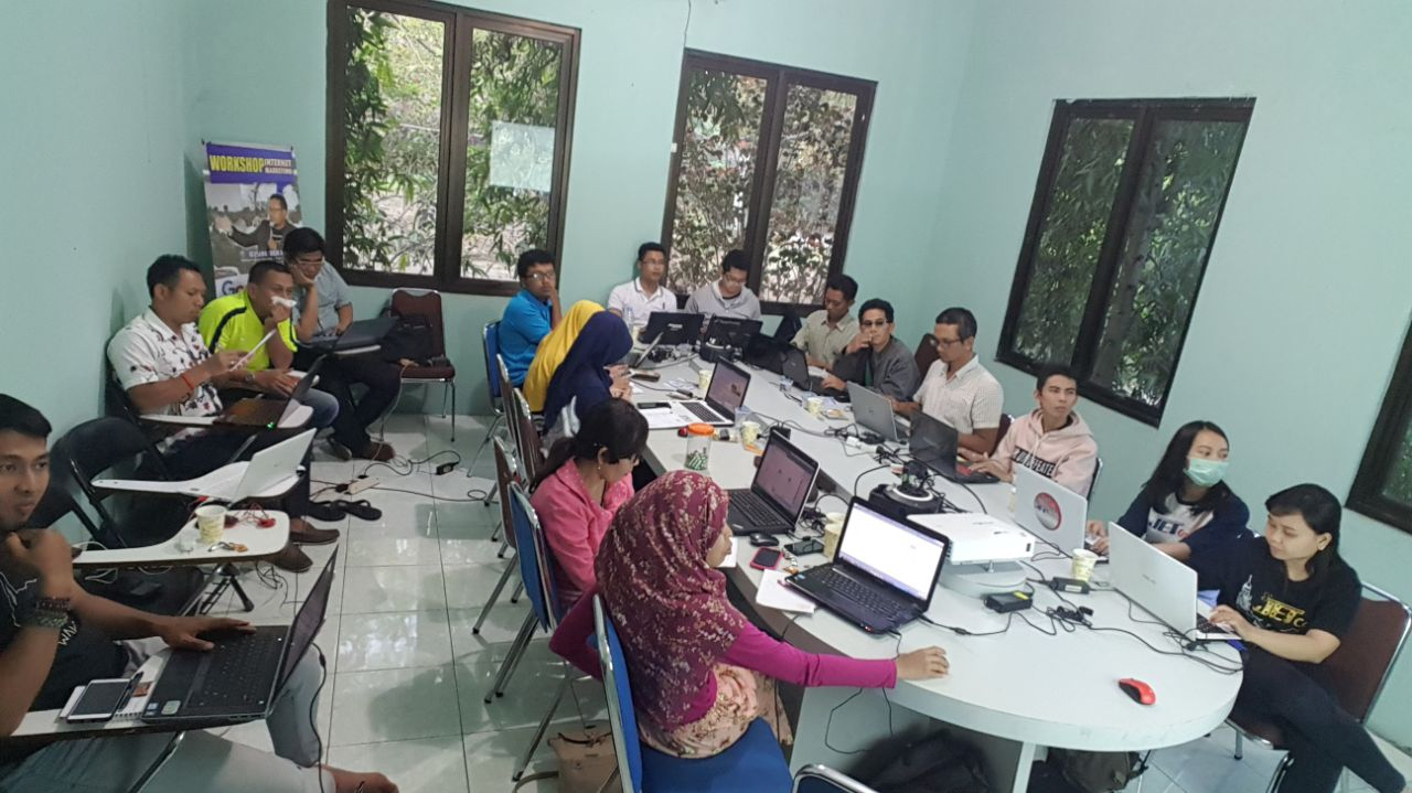 Kursus Facebook Marketing Jogja