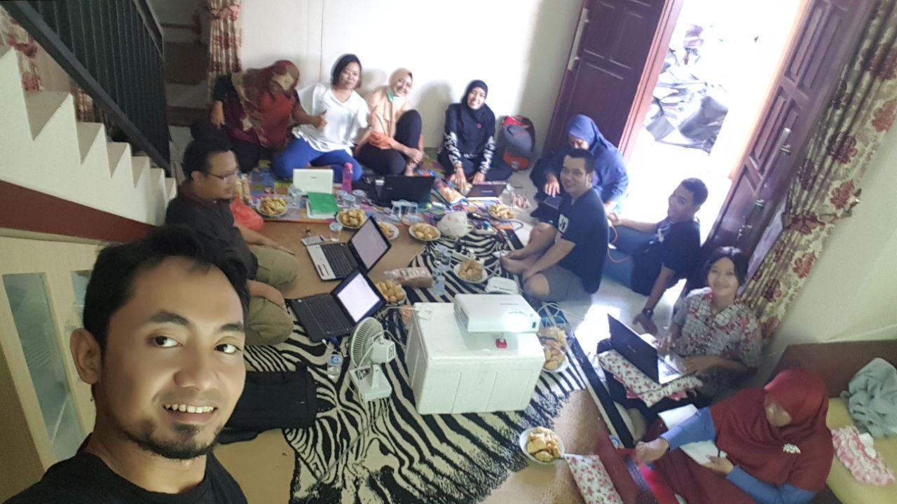 Kopdar 1 Neo Online Marketer Group (OMG) Jogja