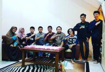 Alhamdulillah Kedatangan Tamu dari Alumni Man 2 Medan