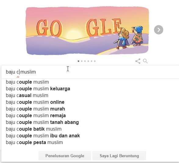 Cara riset keyword di google