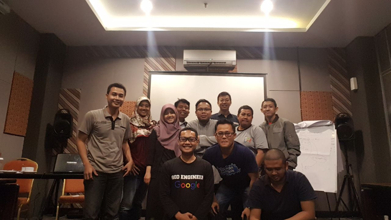 Pelatihan SEO di Bandung Maret 2018