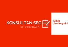 Konsultan SEO di Surabaya