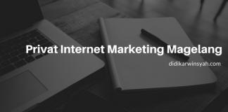 Privat Internet Marketing Magelang