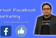 Privat Facebook Marketing di Yogyakarta