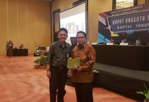 Pembicara Tamu di PT Telekomunikasi Indonesia