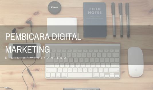 pembicara digital marketing