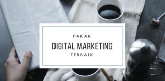 Pakar Digital Marketing