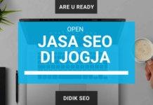 Jasa SEO Jogja