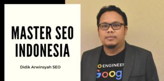 master seo indonesia