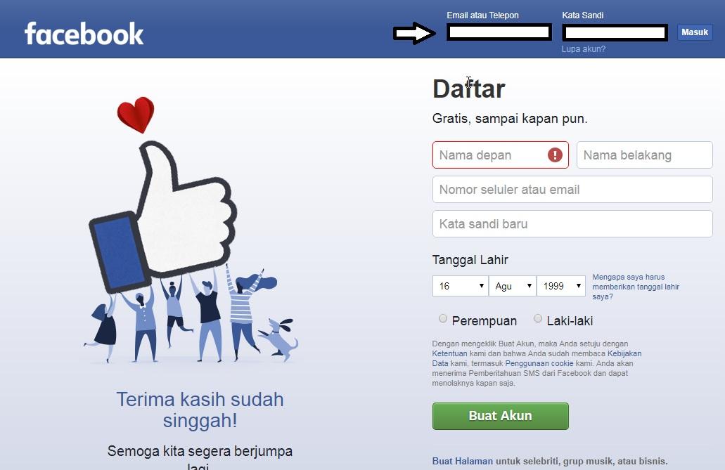 Tips dan Trik Agar Masuk Halaman 1 google melalui Facebook fanpage