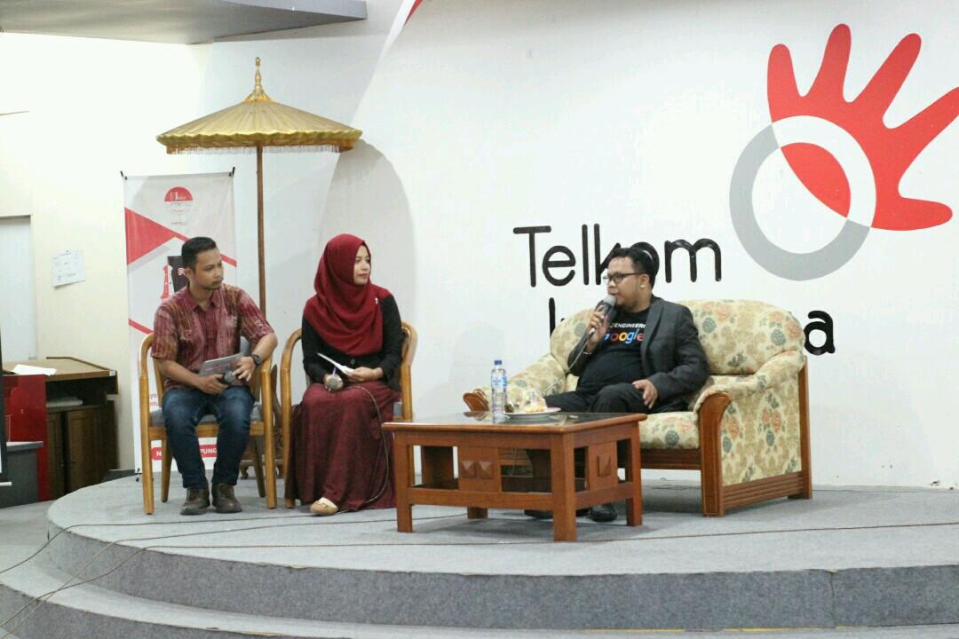 Pembicara Seminar Kewirausahaan