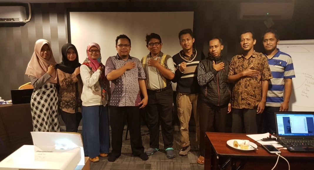 Workshop Facebook dan Instagram Marketing di Hotel Fave Jogja