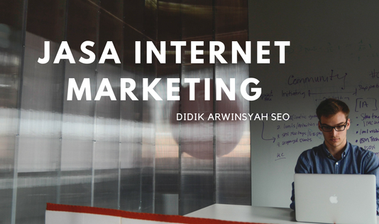 Jasa Internet Marketing