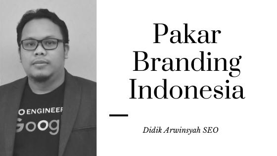pakar branding indonesia