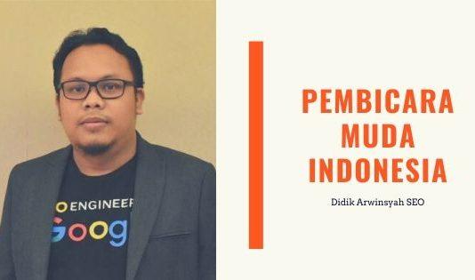 pembicara muda indonesia