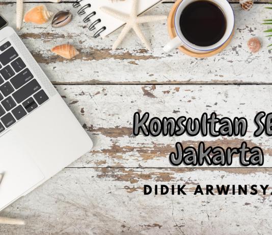 Konsultan SEO Jakarta