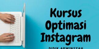 Kursus Optimasi Instagram